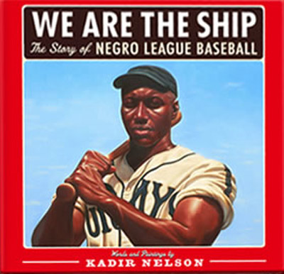 Artist Kadir Nelson received