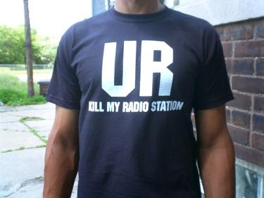 Black-radio