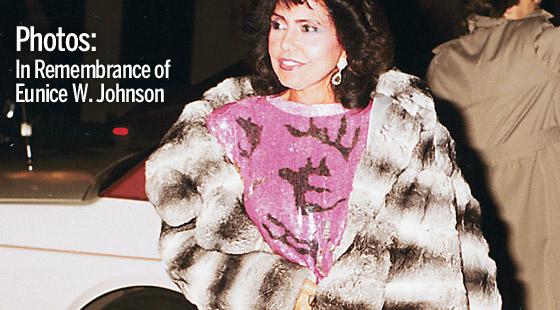 Kenneth Johnson Ebony Fashion Photos