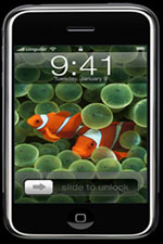 Iphone graphic