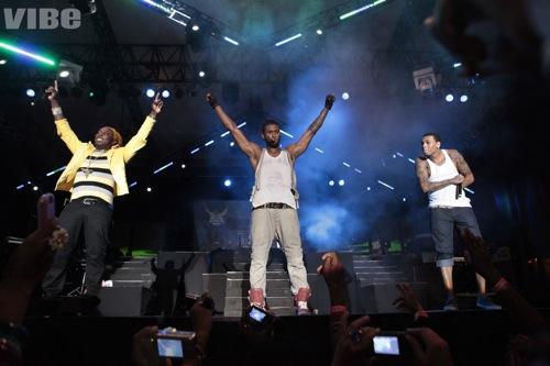 Usher in Jamaica-1