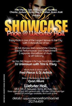 Showcaseback