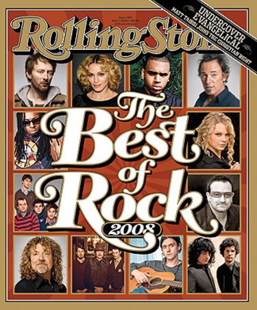 Bestofrock2008